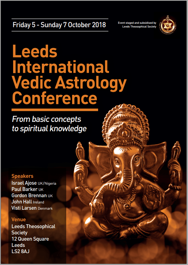 International Vedic Astrology Conference