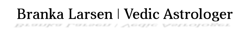 Branka Larsen Vedic Astrologer