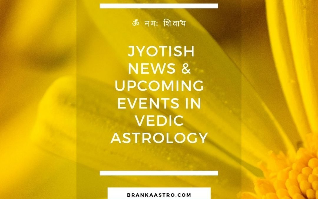 Jyotish News | What is New in Vedic Astrology
